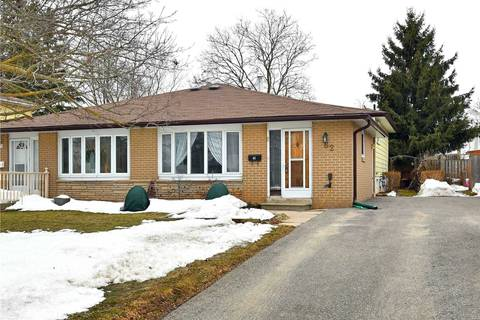 Townhouse for sale at 62 Carlton Dr Orangeville Ontario - MLS: W4720154