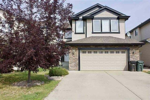 House for sale at 62 Cascade Cr Sherwood Park Alberta - MLS: E4209851