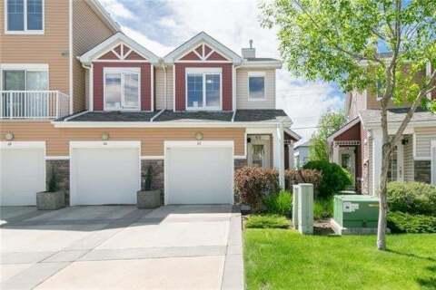 Townhouse for sale at 62 Chaparral Ridge Pk Southeast Calgary Alberta - MLS: C4302717