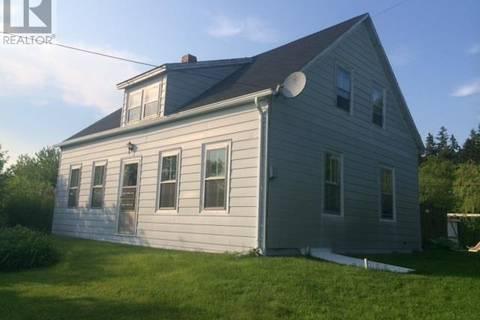 House for sale at 62 Charles Maclean Rd Port Hastings Nova Scotia - MLS: 201720197