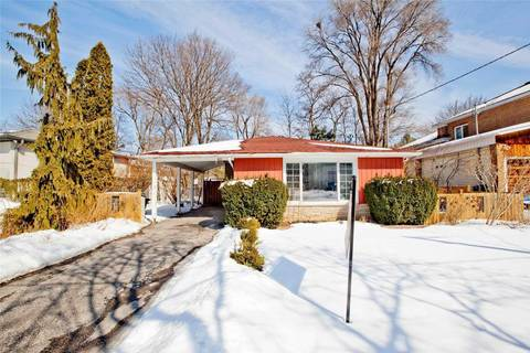 House for rent at 62 Clareville Cres Toronto Ontario - MLS: C4695836
