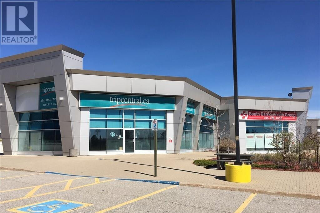 Commercial property for lease at 62 Commerce Park Dr Barrie Ontario - MLS: 30786759