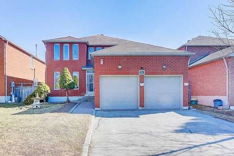 House for sale at 62 Cornell Cres Markham Ontario - MLS: N4722183
