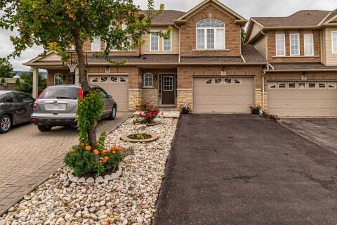Townhouse for sale at 62 Cornerstone Dr Hamilton Ontario - MLS: X4902729