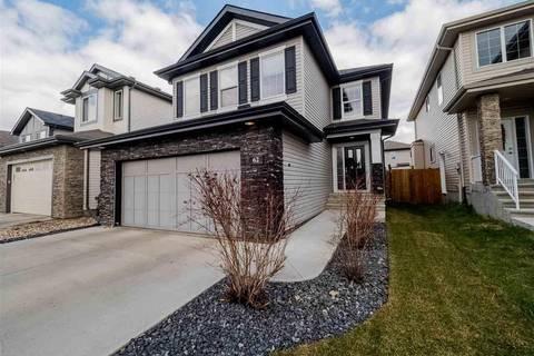 House for sale at 62 Cranston Pl Fort Saskatchewan Alberta - MLS: E4156056