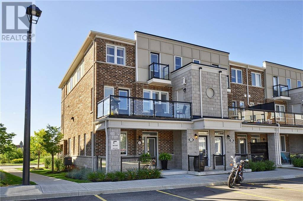 Townhouse for sale at 62 Daylily Ln Kitchener Ontario - MLS: 30762843