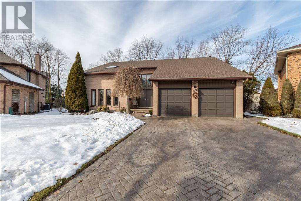House for sale at 62 Deer Valley Cres London Ontario - MLS: 30791075