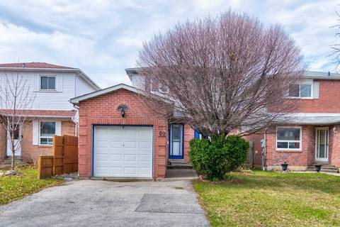 House for sale at 62 Dobson Dr Ajax Ontario - MLS: E4428056