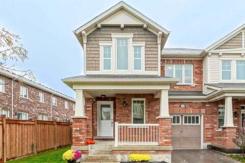 Townhouse for sale at 62 Dredge Ct Milton Ontario - MLS: W4956287
