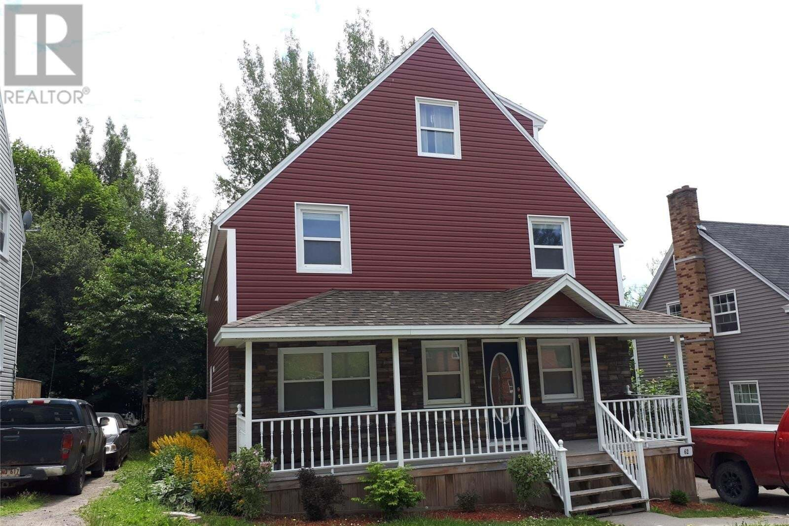 House for sale at 62 East Valley Rd Corner Brook Newfoundland - MLS: 1218161