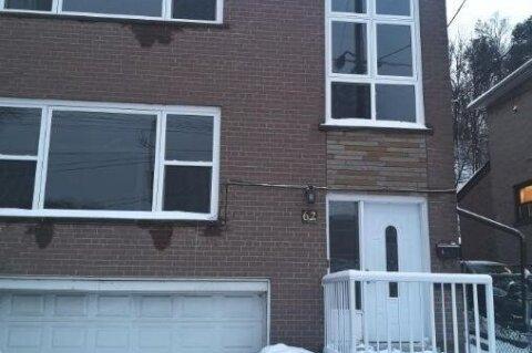 Townhouse for sale at 62 Edinborough Ct Toronto Ontario - MLS: W5054100