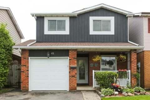 House for sale at 62 Elderwood Pl Brampton Ontario - MLS: W4781039