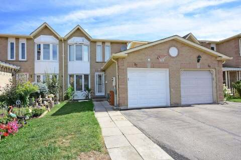 Townhouse for sale at 62 Elmstead Ct Brampton Ontario - MLS: W4912571