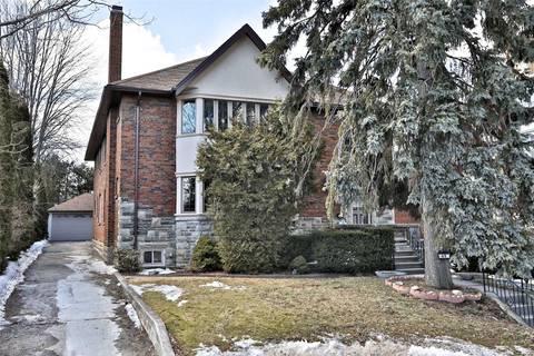 House for sale at 62 Elmsthorpe Ave Toronto Ontario - MLS: C4386726
