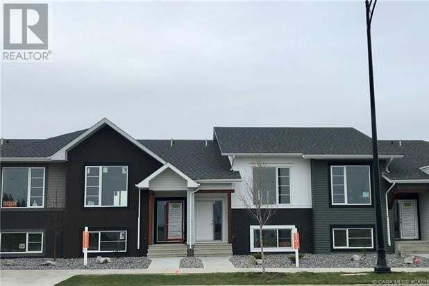 Townhouse for sale at 62 Evergreen Wy Red Deer Alberta - MLS: CA0188337