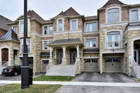 Townhouse for sale at 62 Farooq Blvd Vaughan Ontario - MLS: N4423650
