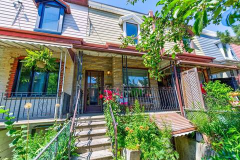 Townhouse for sale at 62 Foxley St Toronto Ontario - MLS: C4518290