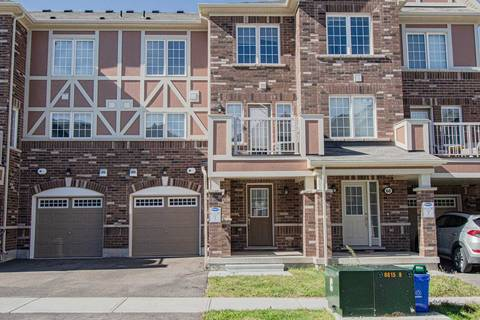 Townhouse for sale at 62 Frost Ct Milton Ontario - MLS: W4603775
