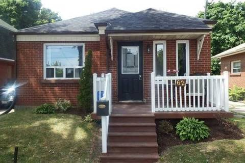 House for sale at 62 Gibbons St Oshawa Ontario - MLS: E4407301