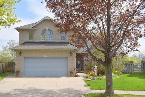 House for sale at 62 Glenhollow Dr Stoney Creek Ontario - MLS: H4053886