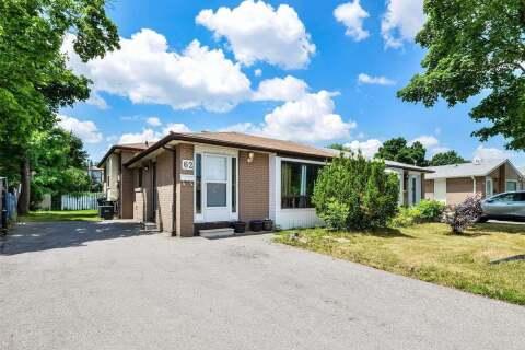 Townhouse for sale at 62 Glenvale Blvd Brampton Ontario - MLS: W4827148