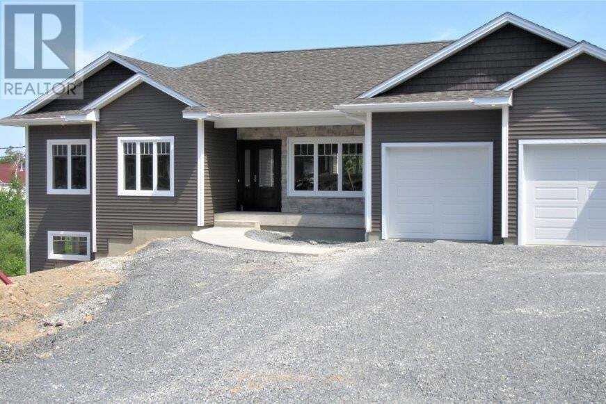 House for sale at 62 Golden Eagle Dr Hanwell New Brunswick - MLS: NB042068