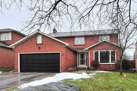 House for rent at 62 Golf Links Dr Aurora Ontario - MLS: N4647166