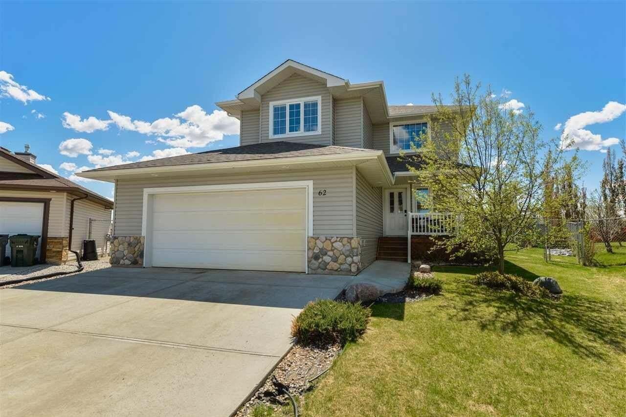 House for sale at 62 Grayridge Cr Stony Plain Alberta - MLS: E4196578