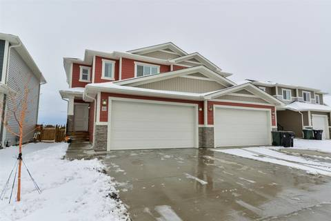 Townhouse for sale at 62 Hazelwood Ln Spruce Grove Alberta - MLS: E4154204