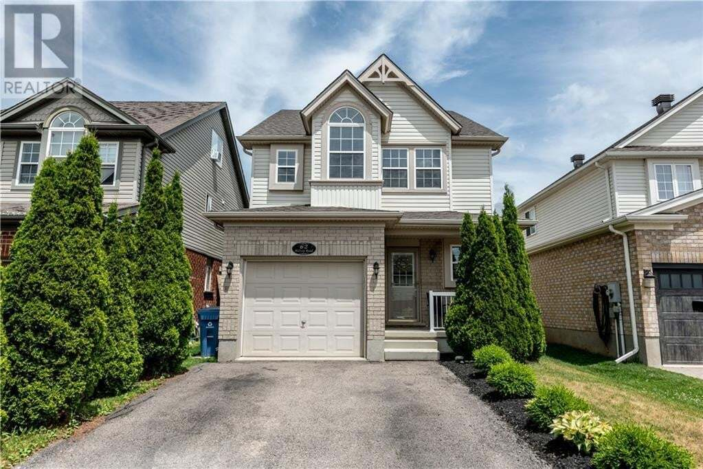 House for sale at 62 Hilltop Rd Guelph Ontario - MLS: 30821495