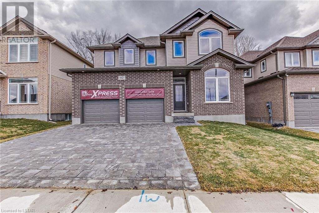 House for sale at 62 Hollingshead Rd Ingersoll Ontario - MLS: 251439