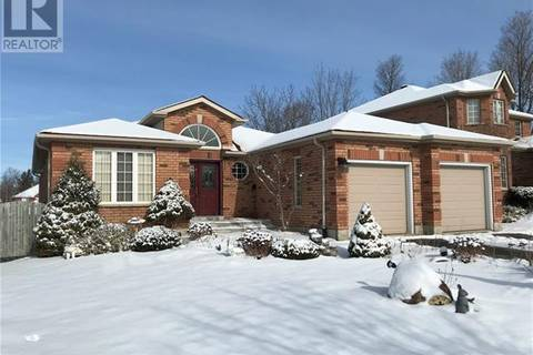 House for sale at 62 Hurst Dr Barrie Ontario - MLS: 30709739