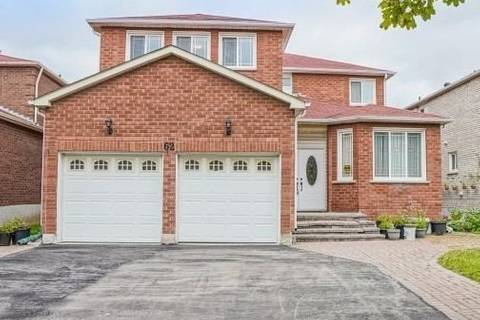 House for sale at 62 Irenemount Cres Markham Ontario - MLS: N4607427