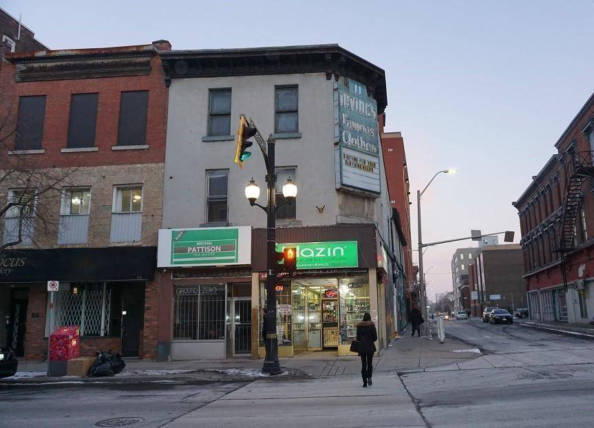 Commercial property for lease at 62 James St N Hamilton Ontario - MLS: H4066606
