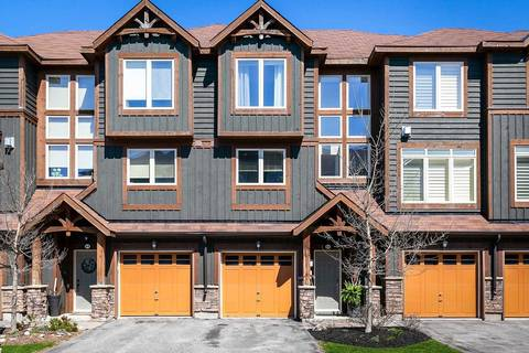 Townhouse for sale at 62 Joseph Tr Collingwood Ontario - MLS: S4453441