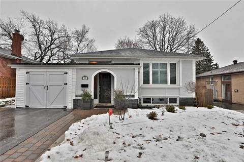 House for sale at 62 Kencliff Cres Toronto Ontario - MLS: E4651925