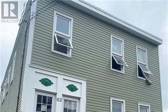Townhouse for sale at 62 Kennedy St Saint John New Brunswick - MLS: NB049372
