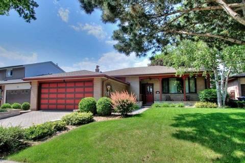 House for sale at 62 Kentish Cres Toronto Ontario - MLS: E4549915
