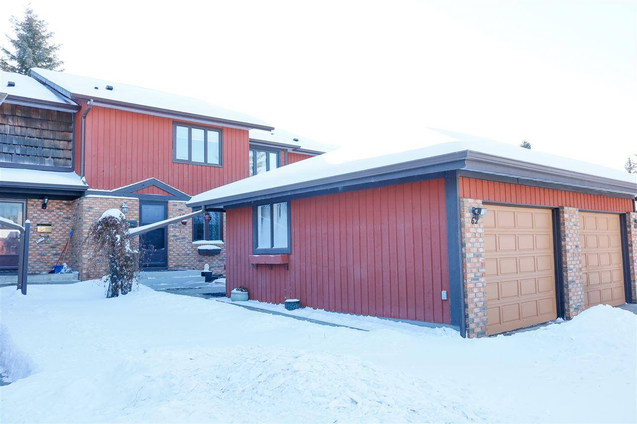 Townhouse for sale at 62 Lacombe Pt St. Albert Alberta - MLS: E4186173