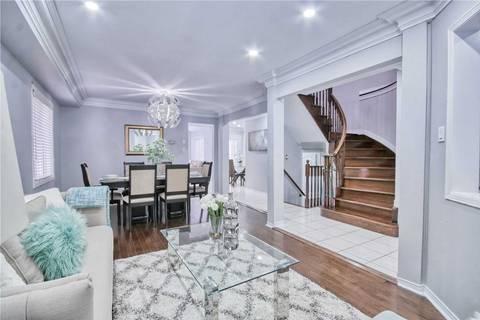 House for sale at 62 Larkspur Rd Brampton Ontario - MLS: W4734259
