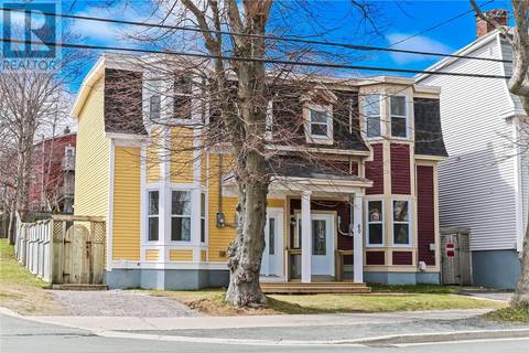 House for sale at 62 Lemarchant Rd St. John's Newfoundland - MLS: 1195813