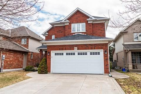 House for sale at 62 Liam Dr Ancaster Ontario - MLS: H4056731