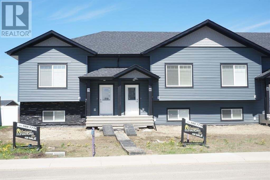 Townhouse for sale at 62 Mackenzie Ranch Wy Lacombe Alberta - MLS: ca0192443