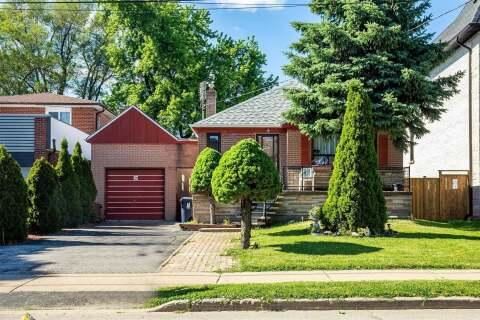 House for sale at 62 Madawaska Ave Toronto Ontario - MLS: C4795315