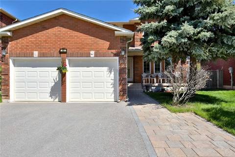 House for sale at 62 Mandel Cres Richmond Hill Ontario - MLS: N4457908