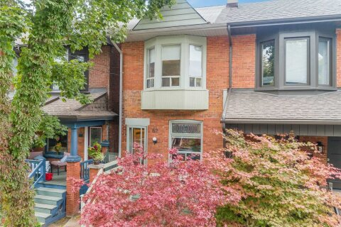 Townhouse for sale at 62 Marchmount Rd Toronto Ontario - MLS: C4972273
