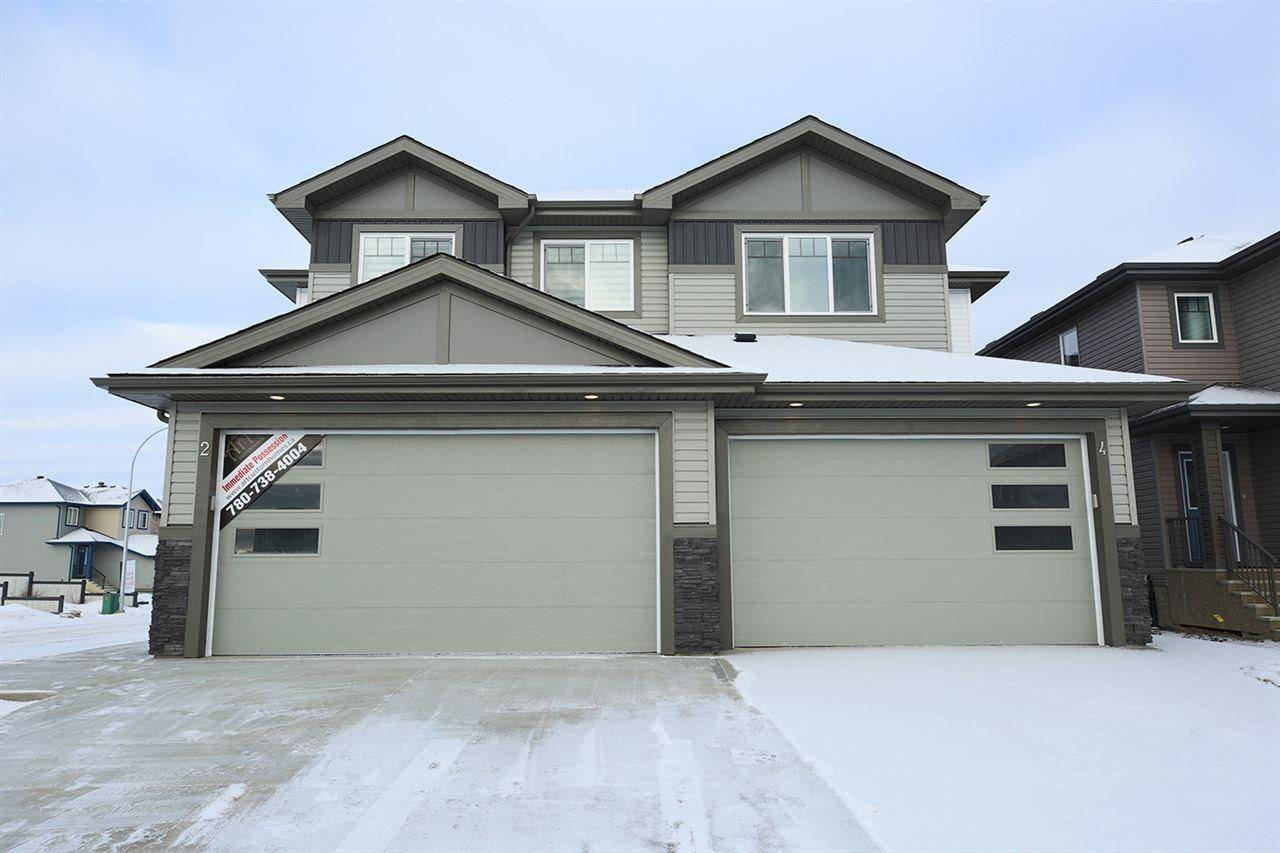 Townhouse for sale at 62 Mclean Bn  Leduc Alberta - MLS: E4187218