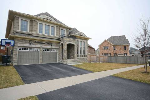 House for sale at 62 Mediterranean Cres Brampton Ontario - MLS: W4420244