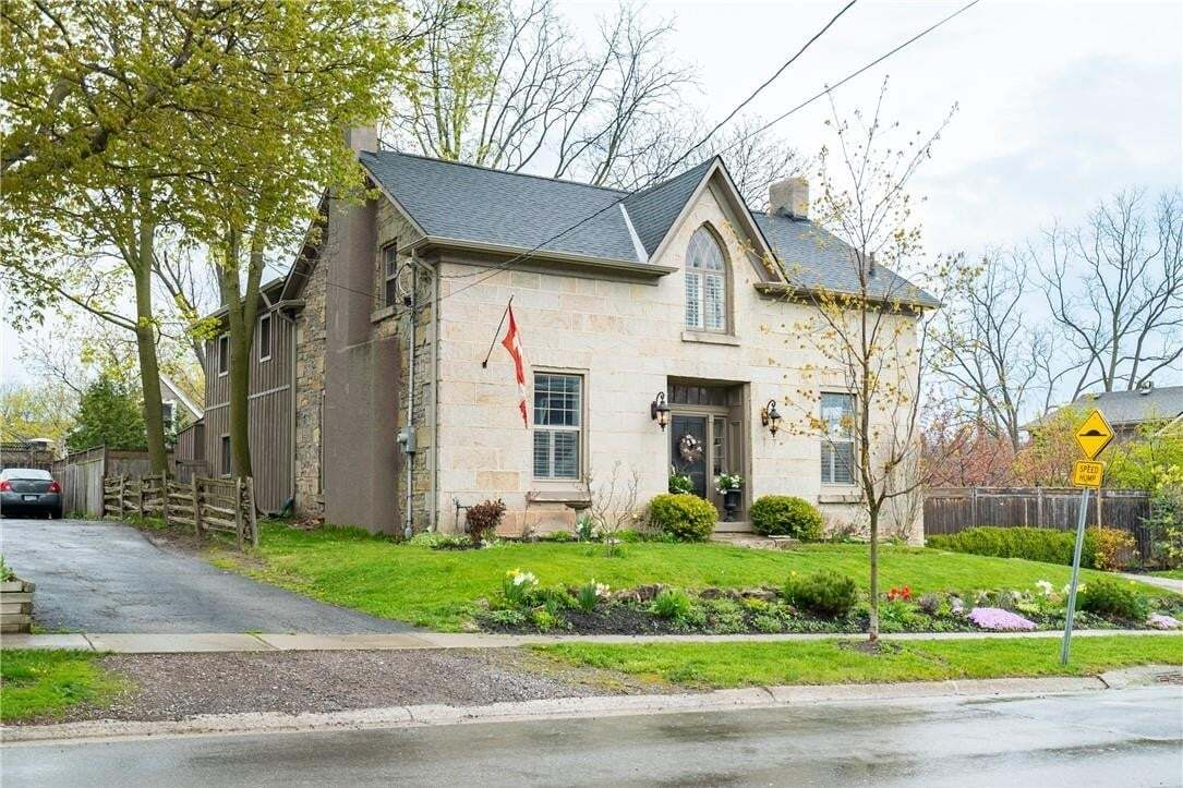 House for sale at 62 Mill St N Waterdown Ontario - MLS: H4083526