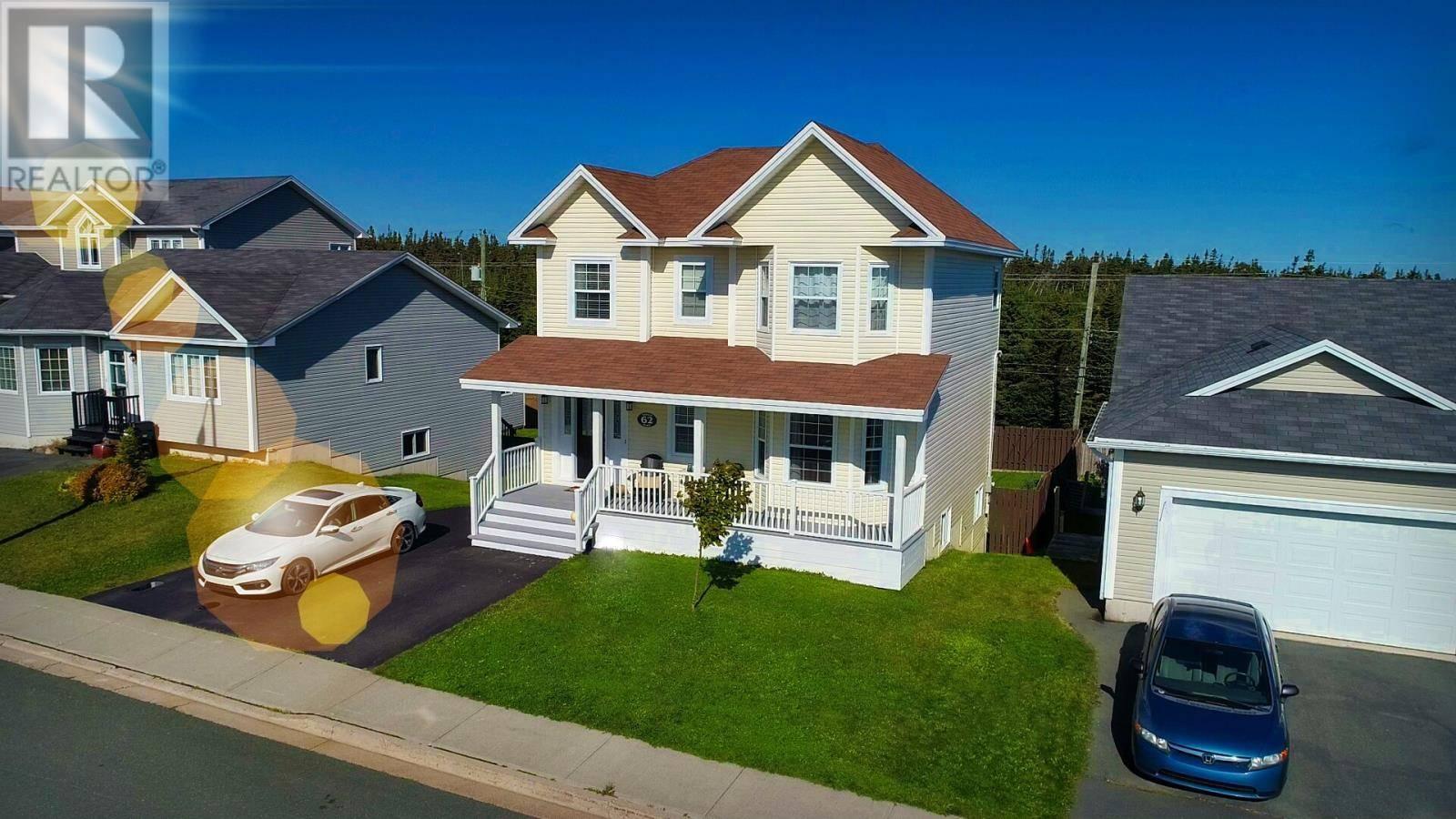 House for sale at 62 Navajo Pl St. John's Newfoundland - MLS: 1202889